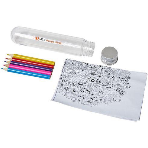 Cami mini doodling set in tube