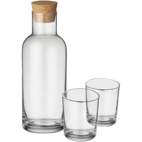 Lane carafe and glass set