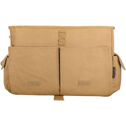 "Cambridge 17"" Laptop messenger bag"