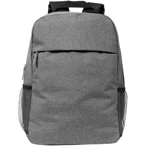 "Hoss heathered 15.6"" laptop backpack"