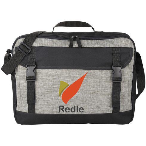 """Buckle 15.6"""" computer briefcase"""