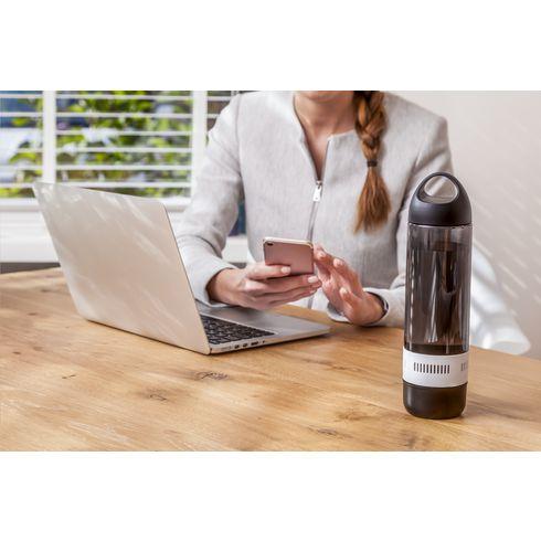 BottleBeatz Tritan 2-in-1 drinking bottle with speaker