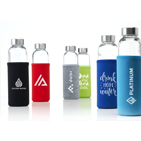 Senga Glass 500 ml drinking bottle