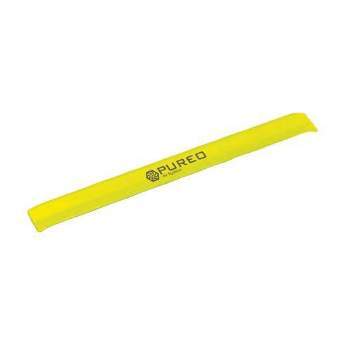 SnapWrap fluorescent armband