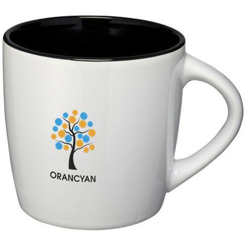 Aztec 340 ml ceramic mug