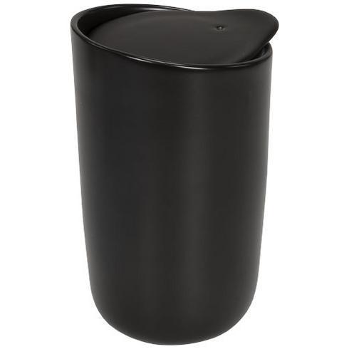 Mysa 410 ml double-walled ceramic tumbler