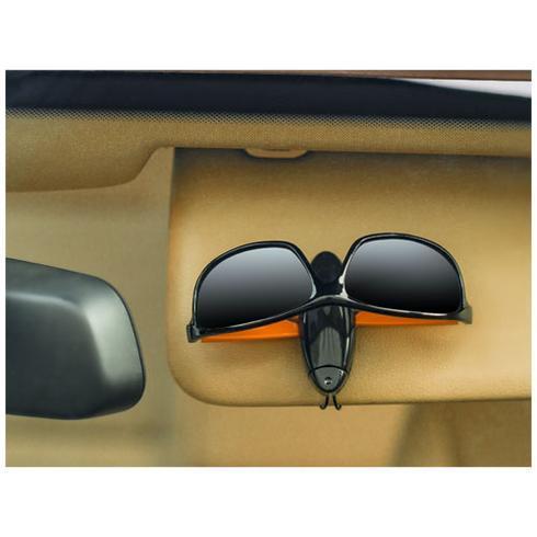 Apex sun visor accessories clip