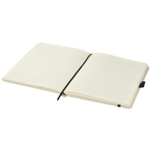 Luna A5 canvas notebook
