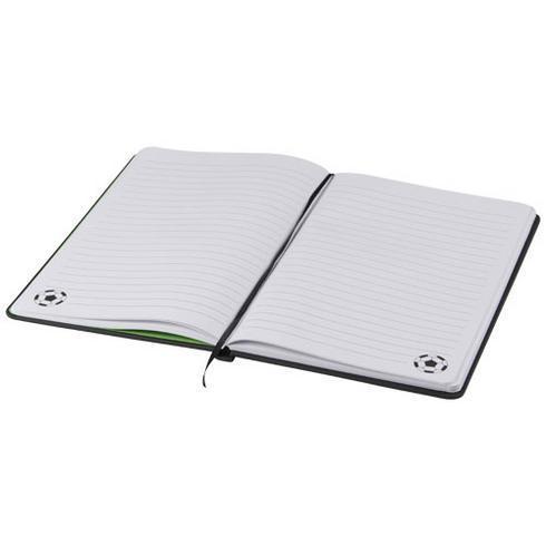 Rowan A5 football notebook
