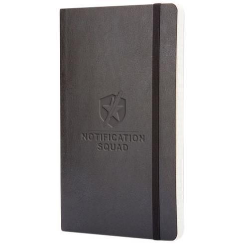 Classic L soft cover notebook - ruled