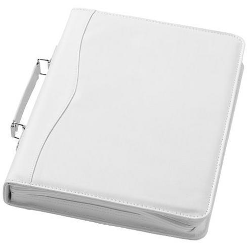 Ebony A4 briefcase portfolio
