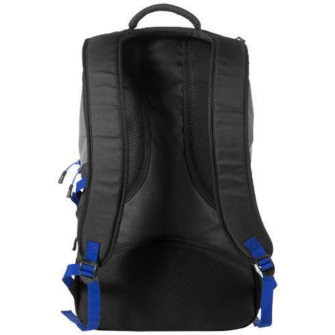 "Milton 15.4"" outdoor laptop backpack"