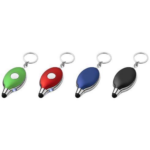 Presto keychain light and stylus