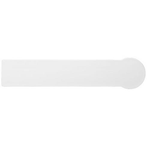 Loki 15 cm circle-shaped plastic ruler