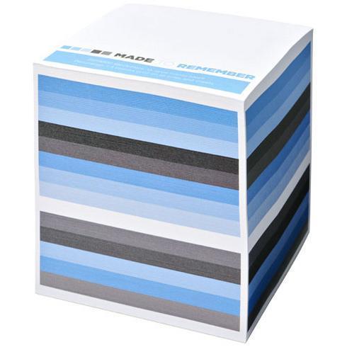 Block-Mate® 1A large memo block 100x100