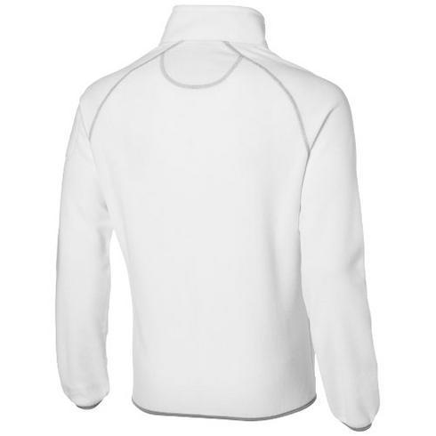 Drop shot full zip micro fleece jacket