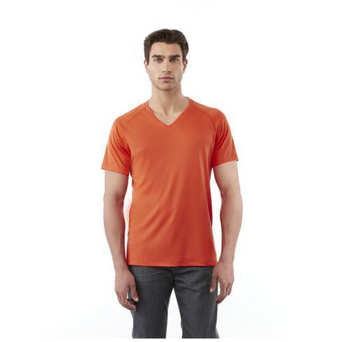 Amery short sleeve men's cool fit v-neck shirt