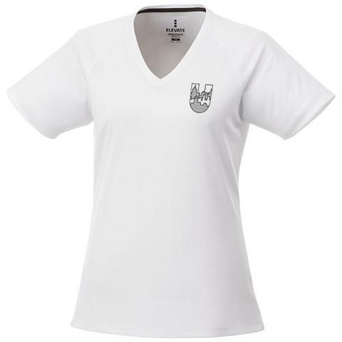 Amery short sleeve women's cool fit v-neck shirt